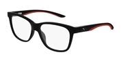 """Seleccione el menú """"COMPRAR"""" si desea comprar unas gafas de Puma o seleccione la herramienta """"ZOOM"""" si desea ampliar la foto PU0208O-001."""