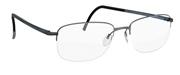 """Seleccione el menú """"COMPRAR"""" si desea comprar unas gafas de Silhouette o seleccione la herramienta """"ZOOM"""" si desea ampliar la foto 5458-ILLUSION-NYLOR-6061."""
