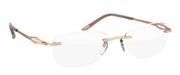 """Seleccione el menú """"COMPRAR"""" si desea comprar unas gafas de Silhouette o seleccione la herramienta """"ZOOM"""" si desea ampliar la foto CARESSE-PEARL-4527-6052."""