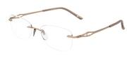 """Seleccione el menú """"COMPRAR"""" si desea comprar unas gafas de Silhouette o seleccione la herramienta """"ZOOM"""" si desea ampliar la foto CaressePearl4527-6052."""