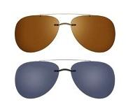 """Seleccione el menú """"COMPRAR"""" si desea comprar unas gafas de Silhouette o seleccione la herramienta """"ZOOM"""" si desea ampliar la foto CLIP-ON-5090-01."""