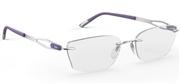 """Seleccione el menú """"COMPRAR"""" si desea comprar unas gafas de Silhouette o seleccione la herramienta """"ZOOM"""" si desea ampliar la foto CrystalGraceGJ-7000."""