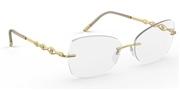 """Seleccione el menú """"COMPRAR"""" si desea comprar unas gafas de Silhouette o seleccione la herramienta """"ZOOM"""" si desea ampliar la foto SparklingDivaGK-7580."""
