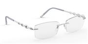 """Seleccione el menú """"COMPRAR"""" si desea comprar unas gafas de Silhouette o seleccione la herramienta """"ZOOM"""" si desea ampliar la foto SparklingDivaGL-7000."""