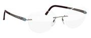 """Seleccione el menú """"COMPRAR"""" si desea comprar unas gafas de Silhouette o seleccione la herramienta """"ZOOM"""" si desea ampliar la foto TITAN-ACCENT-FLORA-EDITION-4543-6064."""