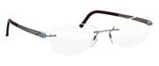 """Seleccione el menú """"COMPRAR"""" si desea comprar unas gafas de Silhouette o seleccione la herramienta """"ZOOM"""" si desea ampliar la foto TITAN-ACCENT-FLORA-EDITION-4544-6064."""
