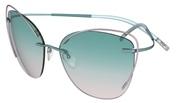 """Seleccione el menú """"COMPRAR"""" si desea comprar unas gafas de Silhouette o seleccione la herramienta """"ZOOM"""" si desea ampliar la foto TMA-Atwire-8163-5040."""