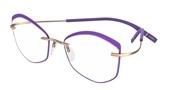 """Seleccione el menú """"COMPRAR"""" si desea comprar unas gafas de Silhouette o seleccione la herramienta """"ZOOM"""" si desea ampliar la foto TMAIconAccentRingsFW-3530."""