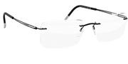 """Seleccione el menú """"COMPRAR"""" si desea comprar unas gafas de Silhouette o seleccione la herramienta """"ZOOM"""" si desea ampliar la foto TNG2018EY-9040."""