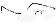 """Seleccione el menú """"COMPRAR"""" si desea comprar unas gafas de Silhouette o seleccione la herramienta """"ZOOM"""" si desea ampliar la foto TNG2018EZ-9040."""