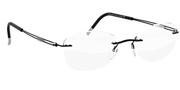 """Seleccione el menú """"COMPRAR"""" si desea comprar unas gafas de Silhouette o seleccione la herramienta """"ZOOM"""" si desea ampliar la foto TNG2018FE-9040."""