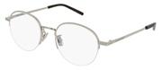 """Seleccione el menú """"COMPRAR"""" si desea comprar unas gafas de Saint Laurent Paris o seleccione la herramienta """"ZOOM"""" si desea ampliar la foto SL154-003."""