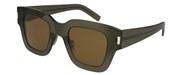 """Seleccione el menú """"COMPRAR"""" si desea comprar unas gafas de Saint Laurent Paris o seleccione la herramienta """"ZOOM"""" si desea ampliar la foto SL184FSlim-004."""