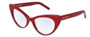 """Seleccione el menú """"COMPRAR"""" si desea comprar unas gafas de Saint Laurent Paris o seleccione la herramienta """"ZOOM"""" si desea ampliar la foto SL217-004."""