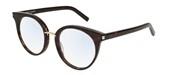 """Seleccione el menú """"COMPRAR"""" si desea comprar unas gafas de Saint Laurent Paris o seleccione la herramienta """"ZOOM"""" si desea ampliar la foto SL221-004."""