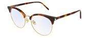 """Seleccione el menú """"COMPRAR"""" si desea comprar unas gafas de Saint Laurent Paris o seleccione la herramienta """"ZOOM"""" si desea ampliar la foto SL233F-004."""