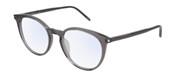 """Seleccione el menú """"COMPRAR"""" si desea comprar unas gafas de Saint Laurent Paris o seleccione la herramienta """"ZOOM"""" si desea ampliar la foto SL238F-004."""