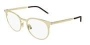 """Seleccione el menú """"COMPRAR"""" si desea comprar unas gafas de Saint Laurent Paris o seleccione la herramienta """"ZOOM"""" si desea ampliar la foto SL267-004."""