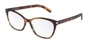 """Seleccione el menú """"COMPRAR"""" si desea comprar unas gafas de Saint Laurent Paris o seleccione la herramienta """"ZOOM"""" si desea ampliar la foto SL287Slim-003."""