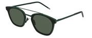 """Seleccione el menú """"COMPRAR"""" si desea comprar unas gafas de Saint Laurent Paris o seleccione la herramienta """"ZOOM"""" si desea ampliar la foto SL28Metal-004."""