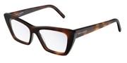 """Seleccione el menú """"COMPRAR"""" si desea comprar unas gafas de Saint Laurent Paris o seleccione la herramienta """"ZOOM"""" si desea ampliar la foto SL291-003."""