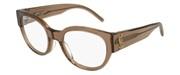 """Seleccione el menú """"COMPRAR"""" si desea comprar unas gafas de Saint Laurent Paris o seleccione la herramienta """"ZOOM"""" si desea ampliar la foto SLM18-004."""