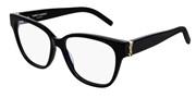 """Seleccione el menú """"COMPRAR"""" si desea comprar unas gafas de Saint Laurent Paris o seleccione la herramienta """"ZOOM"""" si desea ampliar la foto SLM33-003."""
