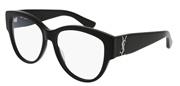 """Seleccione el menú """"COMPRAR"""" si desea comprar unas gafas de Saint Laurent Paris o seleccione la herramienta """"ZOOM"""" si desea ampliar la foto SLM5-001."""