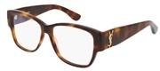 """Seleccione el menú """"COMPRAR"""" si desea comprar unas gafas de Saint Laurent Paris o seleccione la herramienta """"ZOOM"""" si desea ampliar la foto SLM7-002."""