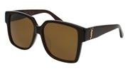 """Seleccione el menú """"COMPRAR"""" si desea comprar unas gafas de Saint Laurent Paris o seleccione la herramienta """"ZOOM"""" si desea ampliar la foto SLM9F-003."""