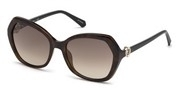 """Seleccione el menú """"COMPRAR"""" si desea comprar unas gafas de Swarovski Eyewear o seleccione la herramienta """"ZOOM"""" si desea ampliar la foto SK0165-52F."""