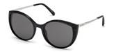 """Seleccione el menú """"COMPRAR"""" si desea comprar unas gafas de Swarovski Eyewear o seleccione la herramienta """"ZOOM"""" si desea ampliar la foto SK0168-01A."""