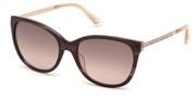 """Seleccione el menú """"COMPRAR"""" si desea comprar unas gafas de Swarovski Eyewear o seleccione la herramienta """"ZOOM"""" si desea ampliar la foto SK0218-71F."""