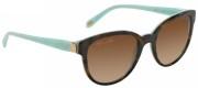"""Seleccione el menú """"COMPRAR"""" si desea comprar unas gafas de Tiffany o seleccione la herramienta """"ZOOM"""" si desea ampliar la foto TF4109-SIGNATURE-81343B."""