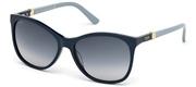 """Seleccione el menú """"COMPRAR"""" si desea comprar unas gafas de Tods Eyewear o seleccione la herramienta """"ZOOM"""" si desea ampliar la foto TO0175-90W."""