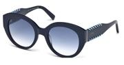 """Seleccione el menú """"COMPRAR"""" si desea comprar unas gafas de Tods Eyewear o seleccione la herramienta """"ZOOM"""" si desea ampliar la foto TO0194-90W."""