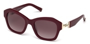 """Seleccione el menú """"COMPRAR"""" si desea comprar unas gafas de Tods Eyewear o seleccione la herramienta """"ZOOM"""" si desea ampliar la foto TO0195-69T."""