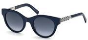 """Seleccione el menú """"COMPRAR"""" si desea comprar unas gafas de Tods Eyewear o seleccione la herramienta """"ZOOM"""" si desea ampliar la foto TO0201-90W."""