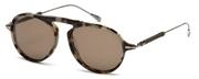"""Seleccione el menú """"COMPRAR"""" si desea comprar unas gafas de Tods Eyewear o seleccione la herramienta """"ZOOM"""" si desea ampliar la foto TO0205-56E."""