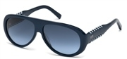 """Seleccione el menú """"COMPRAR"""" si desea comprar unas gafas de Tods Eyewear o seleccione la herramienta """"ZOOM"""" si desea ampliar la foto TO0209-90W."""