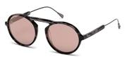 """Seleccione el menú """"COMPRAR"""" si desea comprar unas gafas de Tods Eyewear o seleccione la herramienta """"ZOOM"""" si desea ampliar la foto TO0210-56Z."""