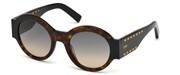 """Seleccione el menú """"COMPRAR"""" si desea comprar unas gafas de Tods Eyewear o seleccione la herramienta """"ZOOM"""" si desea ampliar la foto TO0212-52B."""