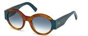 """Seleccione el menú """"COMPRAR"""" si desea comprar unas gafas de Tods Eyewear o seleccione la herramienta """"ZOOM"""" si desea ampliar la foto TO0212-53W."""