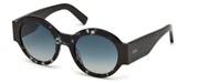 """Seleccione el menú """"COMPRAR"""" si desea comprar unas gafas de Tods Eyewear o seleccione la herramienta """"ZOOM"""" si desea ampliar la foto TO0212-55W."""