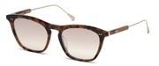 """Seleccione el menú """"COMPRAR"""" si desea comprar unas gafas de Tods Eyewear o seleccione la herramienta """"ZOOM"""" si desea ampliar la foto TO0215-56G."""