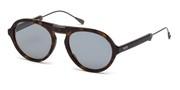 """Seleccione el menú """"COMPRAR"""" si desea comprar unas gafas de Tods Eyewear o seleccione la herramienta """"ZOOM"""" si desea ampliar la foto TO0221-52C."""