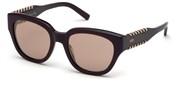 """Seleccione el menú """"COMPRAR"""" si desea comprar unas gafas de Tods Eyewear o seleccione la herramienta """"ZOOM"""" si desea ampliar la foto TO0222-83Z."""