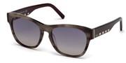"""Seleccione el menú """"COMPRAR"""" si desea comprar unas gafas de Tods Eyewear o seleccione la herramienta """"ZOOM"""" si desea ampliar la foto TO0224-56B."""