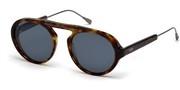 """Seleccione el menú """"COMPRAR"""" si desea comprar unas gafas de Tods Eyewear o seleccione la herramienta """"ZOOM"""" si desea ampliar la foto TO0231-54D."""