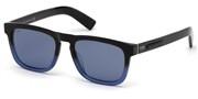 """Seleccione el menú """"COMPRAR"""" si desea comprar unas gafas de Tods Eyewear o seleccione la herramienta """"ZOOM"""" si desea ampliar la foto TO0240-55X."""